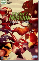 P00128 -  127 - Secret Invasion - Front Line #5