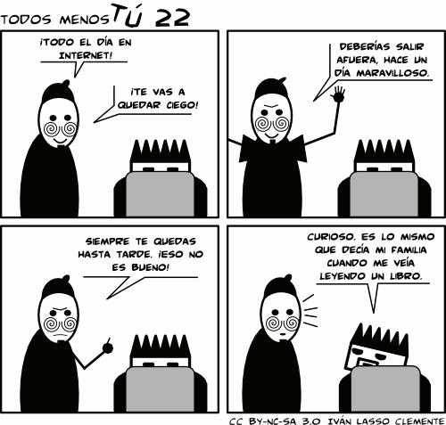Todos menos tú 022