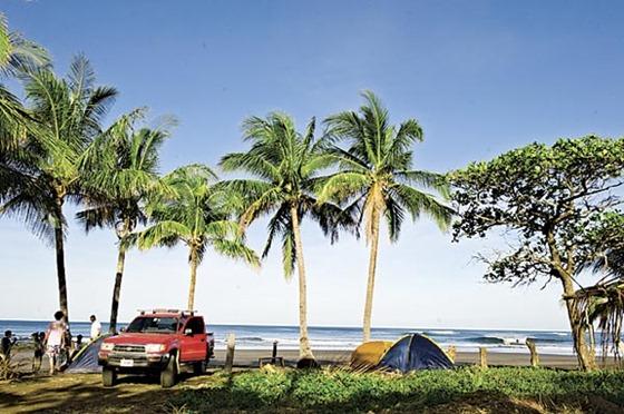 Marbella Beach (Playa Marbella) Costa Rica