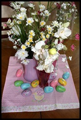 great easter centerpiece