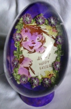 2010 04 LRoberts ATC Happy Easter with Top