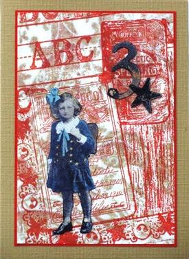 2010 10 LRoberts 30 Minute School Days Card