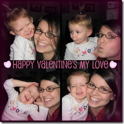 2.11.2010 Mommy & Jenna