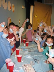 Mad Scientist Party 022