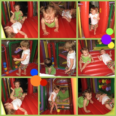 6.23.2010 Ball Pit Collage