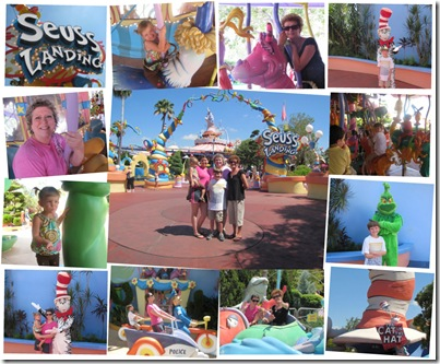Seuss Landing Collage