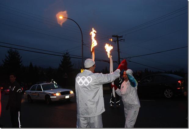 Olympic Flame Feb 7 2010 087