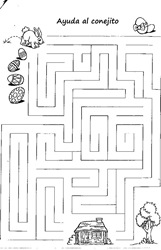 Easter maze1 1