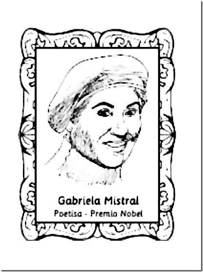 Gabriela Mistral 2 1