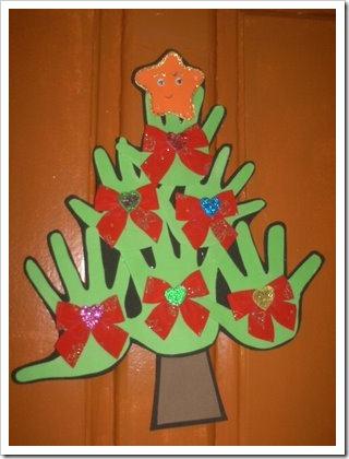 manualidades navidad huella manos (21)