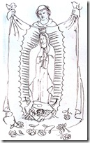virgen de guadalupe jugarycolorear (2)
