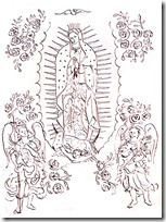Virgen guadalupe  jugarycolorear-com (1)