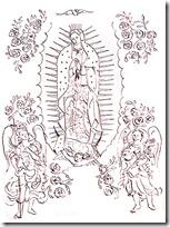 Virgen guadalupe  jugarycolorear-com (1)