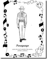 danza paraguaya colorear 11 1