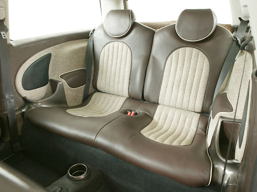 This interior is from a 2005