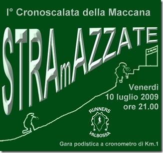 Stramazzate Linea 2009