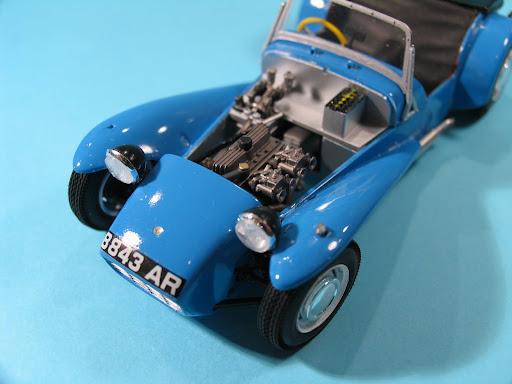 1/24 Lotus Super 7 Series