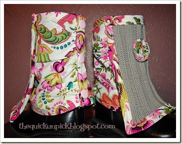 boot sleeves