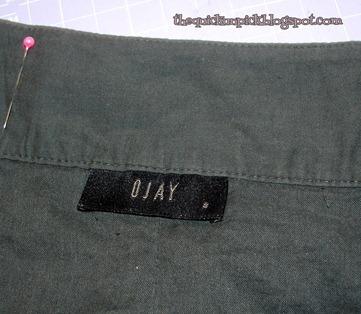 b skirt refashion