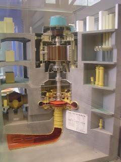 水車の模型