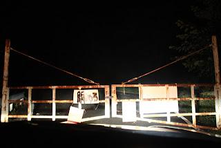牧場のゲートその2