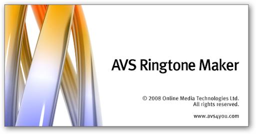 Программа имеет встроенный звуковой редактор, который с AVS Ringtone Mak