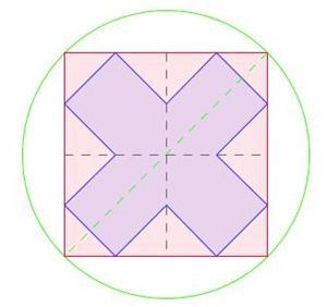 croce cerchio
