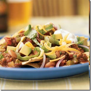 Vegetarian Chipotle Nachos Recipe