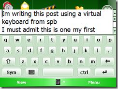 SPB Keyboard