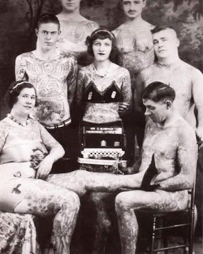 Vintage Tattoos | Amusing Planet. Rated Jun 17 2010 • 25 reviews • tattoos