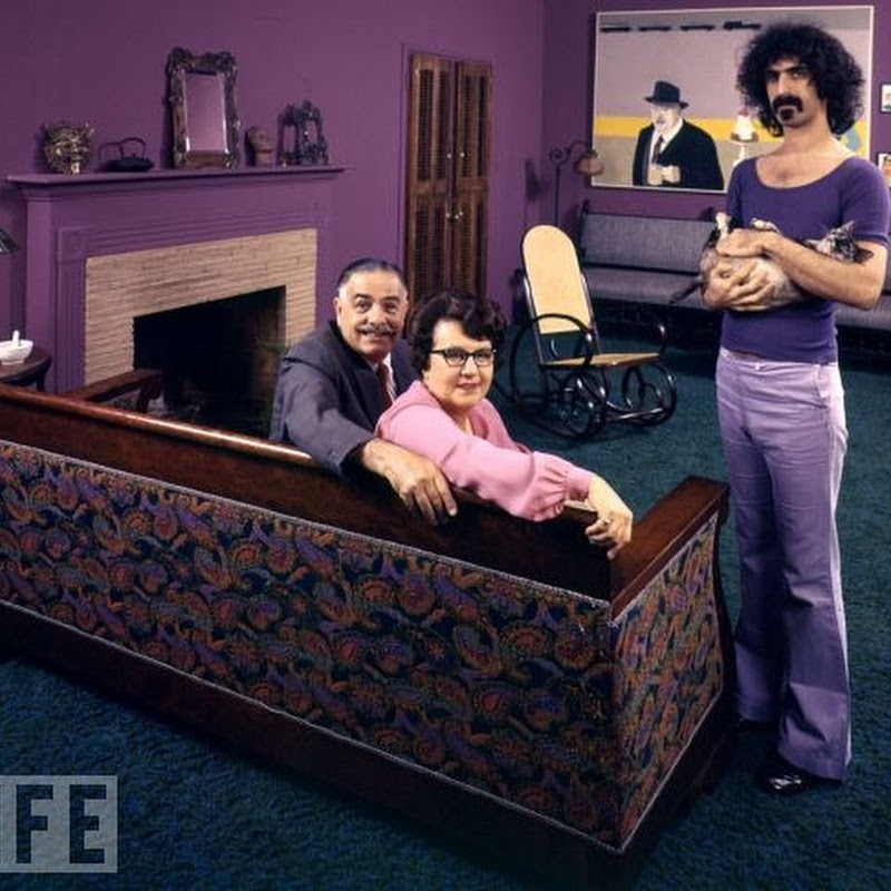 Rock Stars and Their Parents