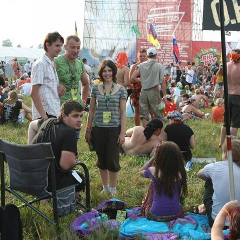 Invasion Festival 2010, Russia