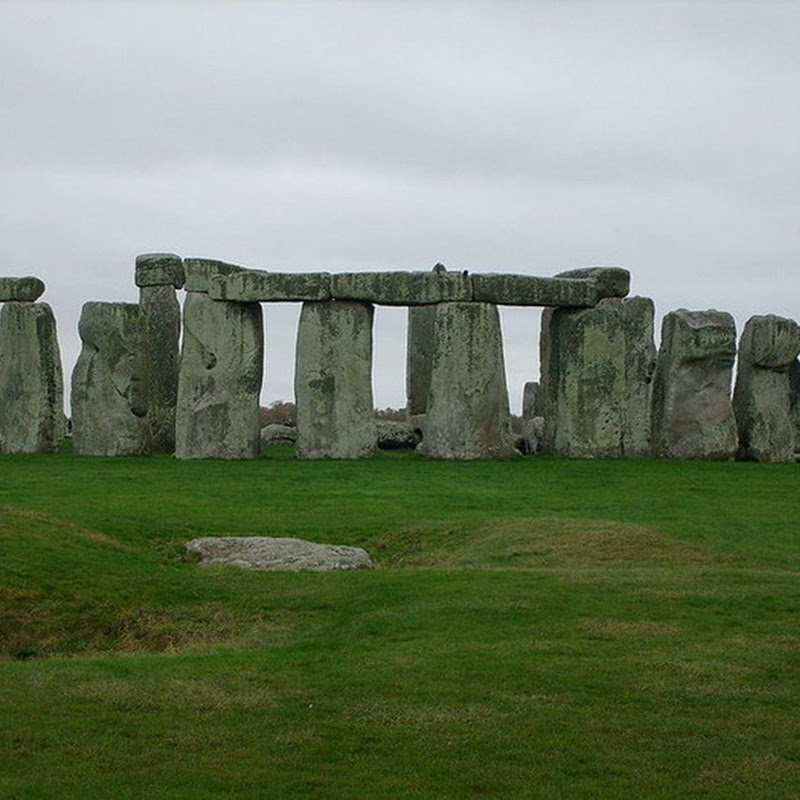 The Megaliths of Great Britain