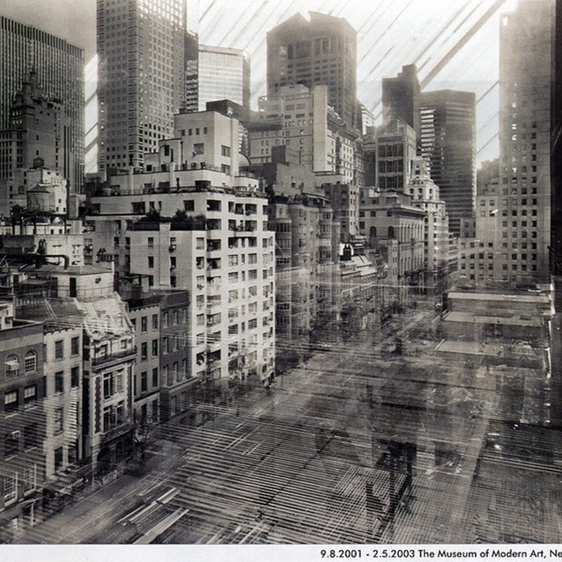 Unusually Long Exposure Photographs by Michael Wesely