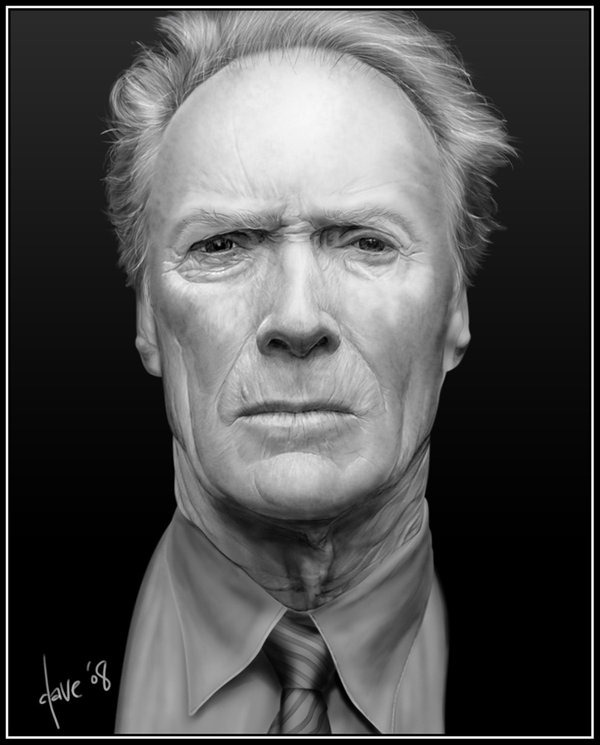 Clint_Eastwood_by_BikerScout