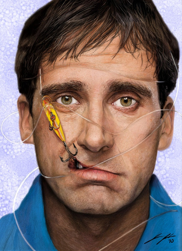 Steve_Carell_Colored_by_JunebugHardee