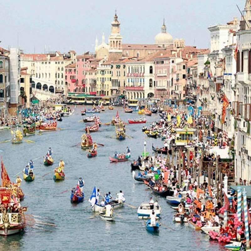 The Venice Historical Regatta