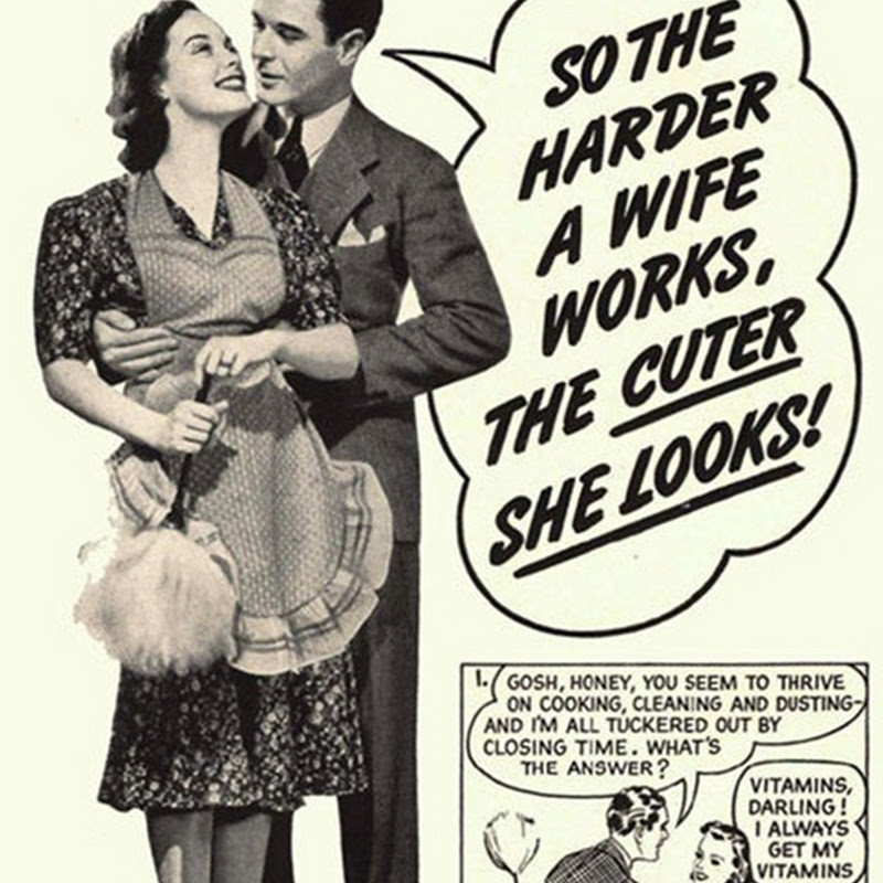 45 Vintage Sexist Ads That Wouldn't Go Down Well Today
