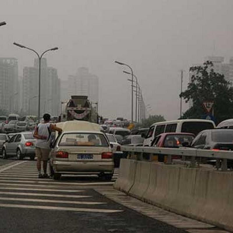 Traffic Jams Around The World