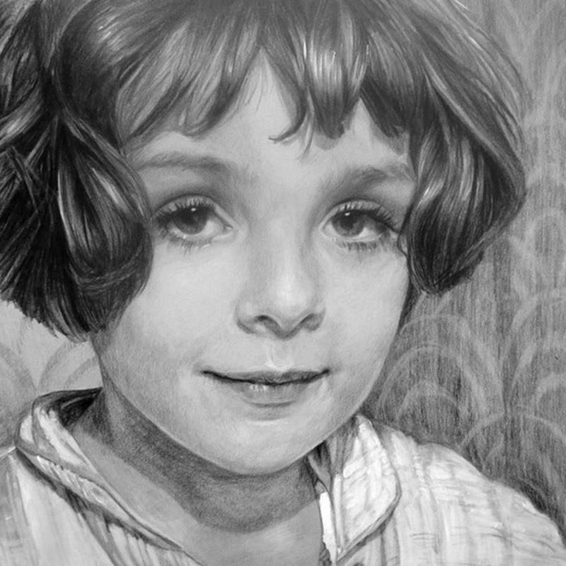 The Delightful Drawings of Maria Zeldis