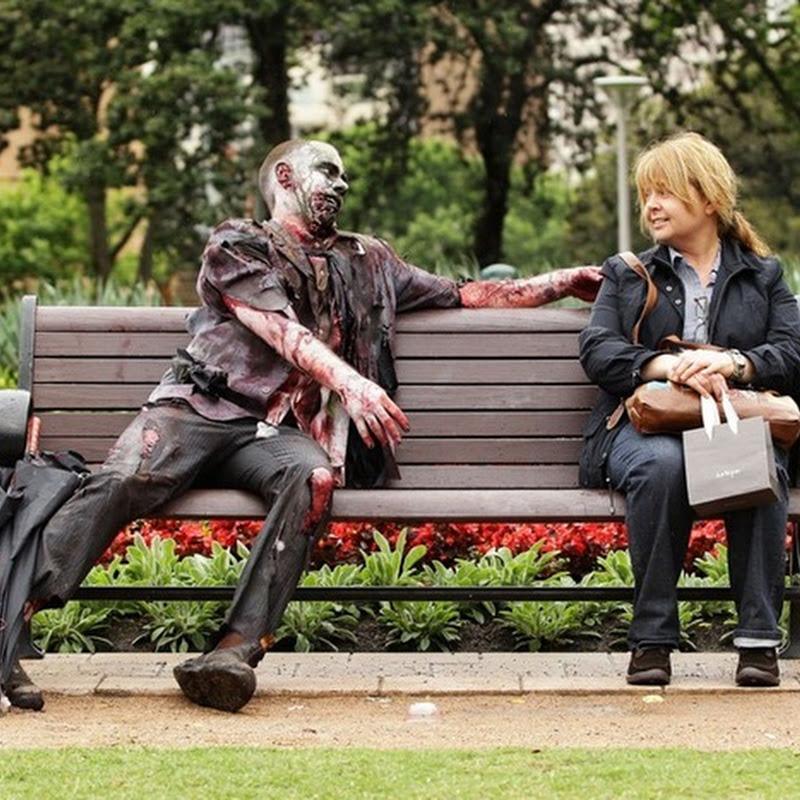Sydney Zombie Walk, 2010