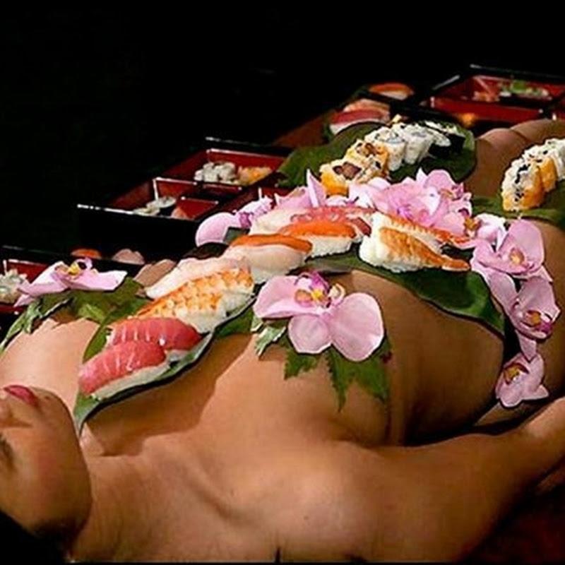 Sushi,makanan paling sedap di dunia ![ BB++]