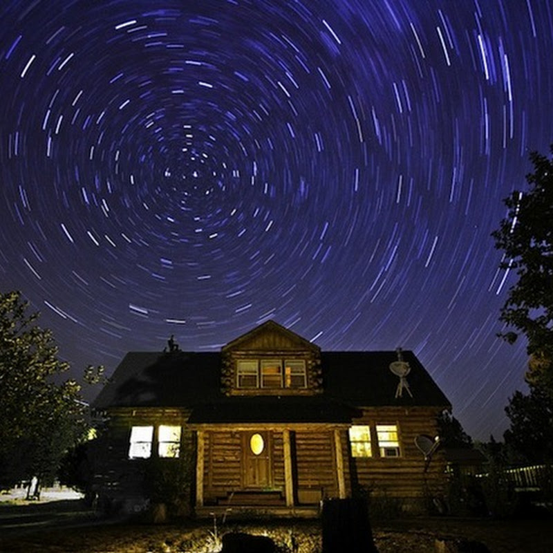 Star Trails by Ben Canales