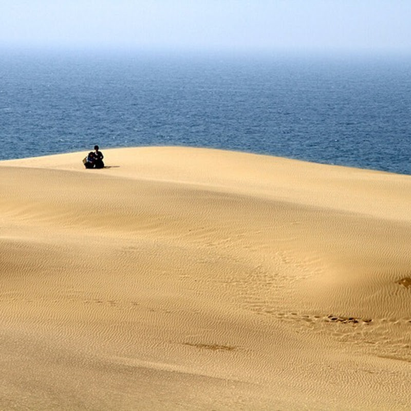 Tottori Sand Dunes: A Mini Desert in Japan