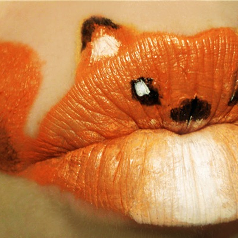 Lip Art by Paige Thompson