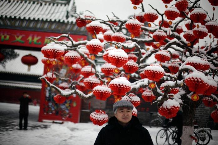 China Snow