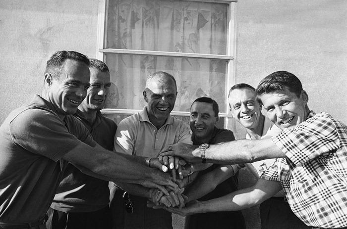 John Glenn Grand Turk Island 1962