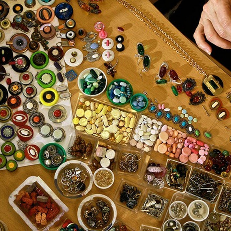Cancer Survivor Makes Jewelry Out of Pills to Pay Off Medical Debt