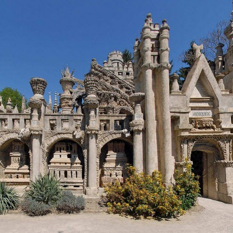 The Postman Who Built a Palace With Stones Collected Over 33 Years