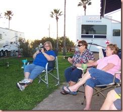 Lynette, Kathy, Arlene